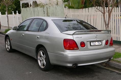 how to work on cars 1997 lexus gs user handbook file 2002 lexus gs 300 jzs160r my02 sedan 2015 07 24 02 jpg wikimedia commons
