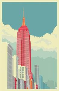 New York Poster : colorful nyc art prints by remko heemskerk bright bazaar by will taylor ~ Orissabook.com Haus und Dekorationen