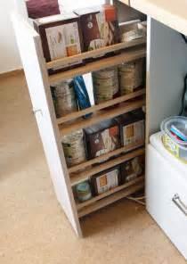 küche selbst gebaut nischenregal mit ikea bäkvam gewürzregalen selbst gebaut ikea hack diy küche wohnen