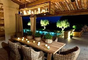 Table Exterieur En Bois : table ext rieure en bois nos r alisations portes antiques ~ Teatrodelosmanantiales.com Idées de Décoration