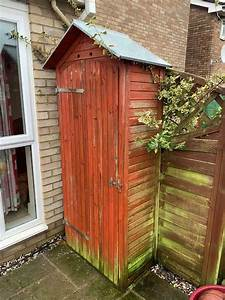 Small, Garden, Shed