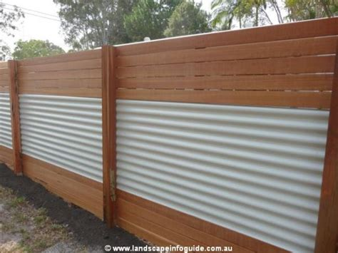 Diy Wood Horizontal Fence