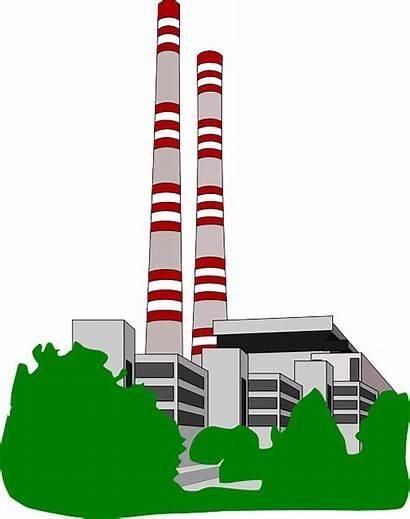 Industrie Schornstein Fertigung Pixabay Gebaeude Architektur