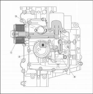 Lubrication Diagrams - Yamaha Fz6 Ss
