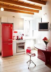 Kitchenette Pour Studio : d coration cuisine kitchenette d co sphair ~ Premium-room.com Idées de Décoration