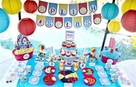 birthday party ideas for new party ideas birthday pool party ideas pool design ideas