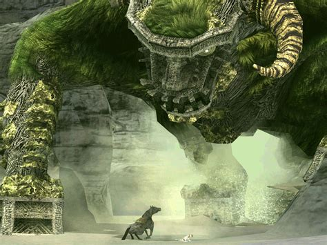 The Ico And Shadow Of The Colossus Collection Binary