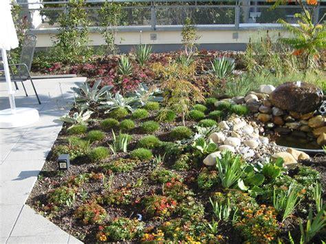 Auf Tiefgarage Pflanzen by Dachbegr 252 Nung Gartenanlage Beil Garten Und