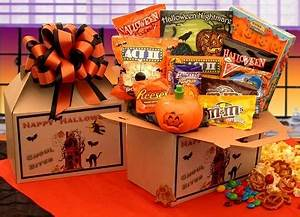 Halloween Gift Baskets Ghoul Bites Halloween Care Package