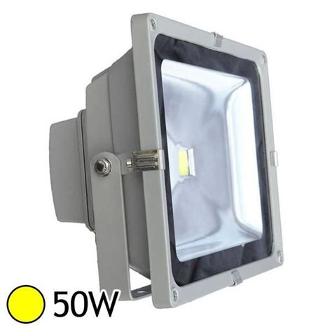 projecteur led 50w ext 233 rieur ip65 blanc chaud achat vente projecteur ext 233 rieur projecteur