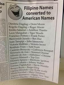 Pinoy names con... Pinay Quotes