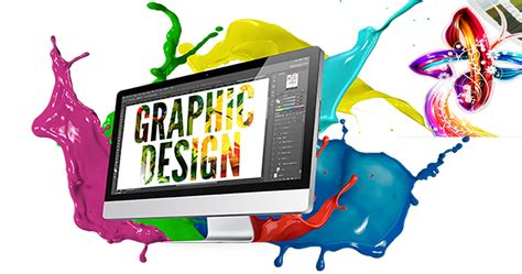 Graphic Design Involves Logo And Color Coordination