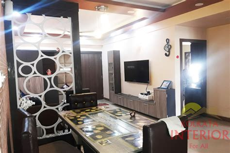 Living Room Decorating Ideas At Low Cost by Flat Interior Design Decoration Low Cost Kolkata Interior