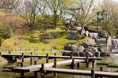 Japanischer Garten Hasselt Belgien by Japanischer Garten Hasselt Belgien Stockfoto Bild
