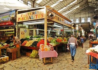 Market Mazatlan Central Mexico America Mercado North