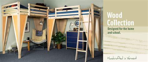 Timbernest Loft Bed by Timbernest Loft Beds Wood Bedlofts Bunk Beds And Loft