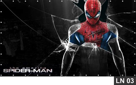 homem aranha spider painel 2 00x1 00 festa