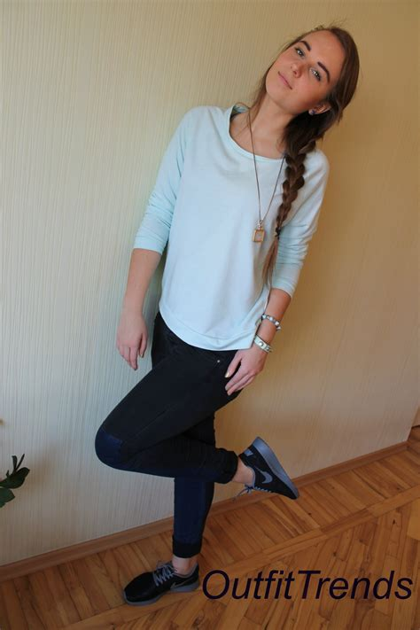 cute   casual outfit fashion tips  teens