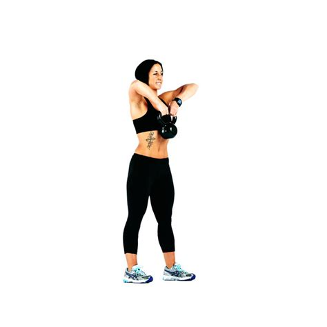 row kettlebell upright squat exercise exercises muscle glute workout front skimble groups max side kettlebells trainer step