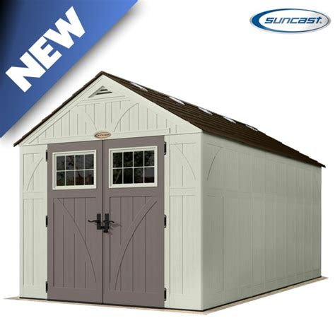 suncast horizontal storage shed assembly 100 suncast horizontal shed assembly