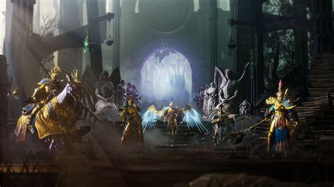 warhammer age  sigmar storm ground  hd games