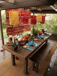 interesting moroccan patio decor ideas Add to Your Home Decor an Unique Touch! Moroccan Inspired ...