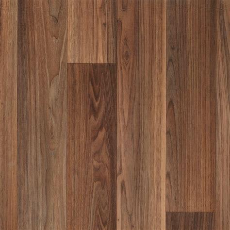 gerflor  wide  stick medium walnut vinyl floor roll bunnings warehouse