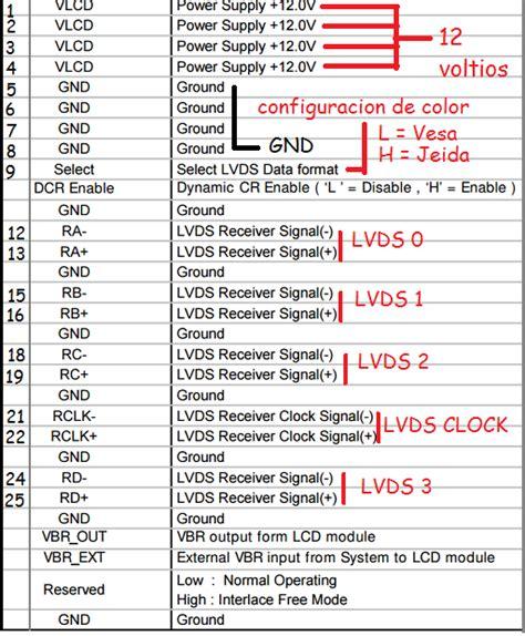 solucionado reparando y adaptando displays lcd tema abierto a discusi 243 n yoreparo