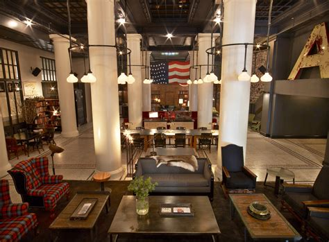 The Breslin Bar And Dining Room by The Ace Hotel Is The Place For Entrepreneurs The Founder