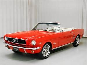 1966 Ford Mustang Convertible | Hyman Ltd.