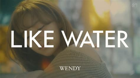 Red Velvet's Wendy makes a soothing solo debut with 'Like ...