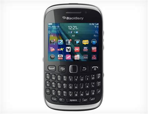 blackberry curve 9320 press revealed