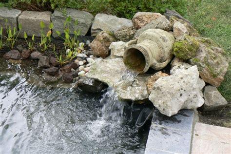 construire cascade bassin de jardin bassin de jardin