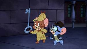Tom And Jerry Meet Sherlock Holmes 2019 Animation