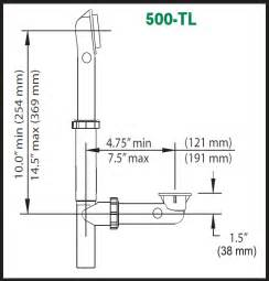 Bathtub Drain Lever Diagram by Great Deals On Watco Bathtub Drains And Replacement Parts