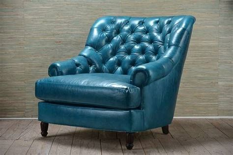 Tufted Leather Chair Turquoise by Pin By Miner On Sit