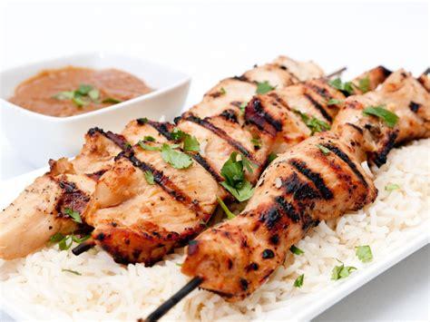 recettes cuisine libanaise brochettes de poulet à la libanaise recette de