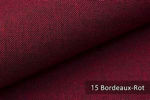 Farbe Bordeaux Rot : novely luso webstoff polsterbezugsstoff farbe 15 bordeaux rot novely ~ Eleganceandgraceweddings.com Haus und Dekorationen