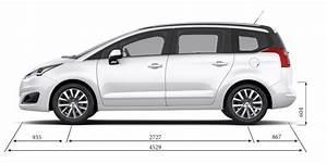 Gamme Peugeot 5008 : informations techniques peugeot 5008 monospace familial et compact ~ Medecine-chirurgie-esthetiques.com Avis de Voitures