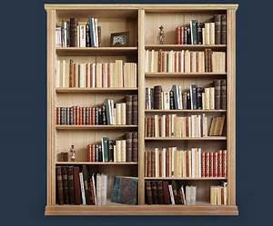 Bibliothèque Design Pas Cher : meuble bibliotheque corbin meubles et boiseries ~ Teatrodelosmanantiales.com Idées de Décoration
