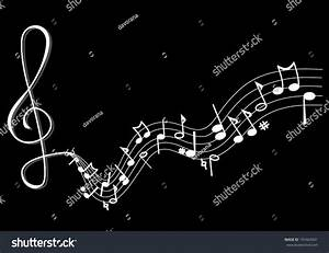 Musical Notes Signs Sorted Unbound Vector Stock Vector ...