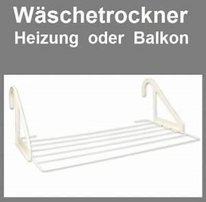Wäscheständer Für Heizung : w schetrockner heizung balkon trockner 3 6 m ebay ~ Buech-reservation.com Haus und Dekorationen