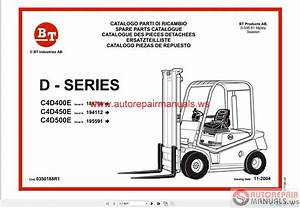 Free Auto Repair Manual   Cesab Forklift Spare Parts