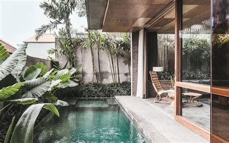 the best boutique hotels in bali telegraph travel