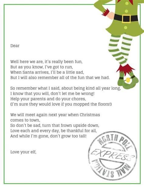 elf on the shelf goodbye letter 10 amp clever on the shelf goodbye letter ideas 21463   e84049ecbc955d8042ed0c21e297fd5d