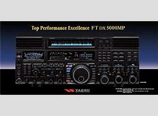 FTdx5000MP QRZ Now Amateur Radio News