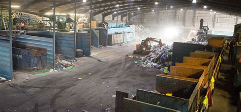 recycling centre csh environmental  colchester ipswich
