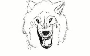 Snarling Wolves Animation