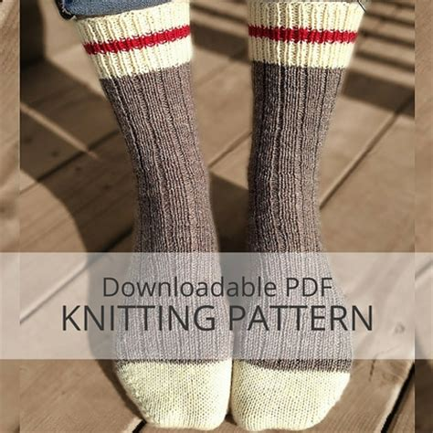 avalon ribbed sock knitting pattern kniterations