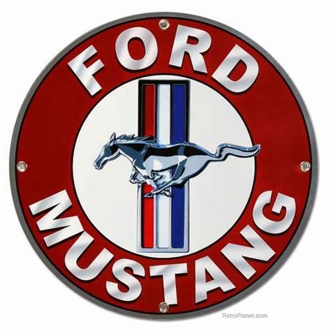 Ford Mustang Logo by Ford Mustang Logo Ford Mustang Mbah Ford